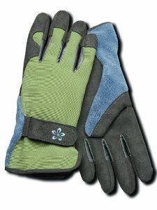 Magid Glove TE166T-S Terra Collection Deluxe Spandex Back Gardening Gloves - Womens Small by Magid Glove. $12.70. Maximum comfort, fit and performance. Reinforced fingertips resists abrasion and punctures. Lightweight, breathable spandex back. Synthetic leather palm and fingertips. Terry cloth thumb brow wipe and wing thumb. This extremely comfortable glove has a lightweight, breathable spandex back and synthetic leather palm and fingertips for maximum comfort, fit a...