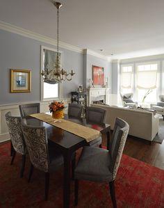 25 formas para decorar tu comedor (26) – Decoracion de interiores ...