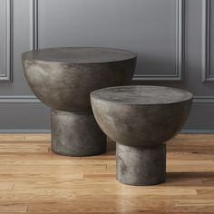 Shop bongo side tables.   An aggregate of marble, granite, stone and natural fibers cement this handmade table into an organic outdoor sculpture.  Maintain table's honed beauty and natural intonations with car wax or stone floor polish.