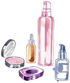 http://lovisaburfitt.com/illustrations/make-up/