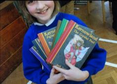 Jack Trelawny Free School Author Visit to Kings Norton Primary School. To book a visit, email Jane Bennett, Events Manager: info@campionpublishing.com