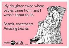 Exactly what I'd tell my daughter. If I ever have one
