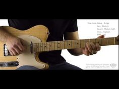 Chicken Pickin' - Advanced Country Guitar Lesson - 2 Passes - YouTube