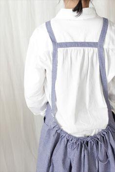 YarmoBIB Apron DRESS - Other Brand,ONE-PIECE - Veritecoeur(ヴェリテクール)