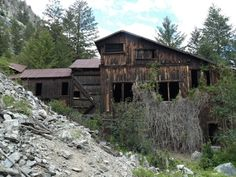 10 Abandoned Places in Washington Nature Is Reclaiming