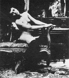 "rivesveronique: "" Photographic study © Alphonse Mucha Estate-Artists Rights Society (ARS), New York-ADAGP, Paris """