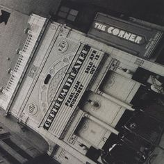 Pearl Jam Live at the Orpheum Theatre #albumcovers #blackandwhite