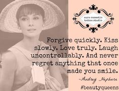 Audrey Hepburn >>> Inspiring, smart, beautiful women quotes. #beautyqueens