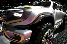 Ener-G-Force at the 2012 #LAAutoShow