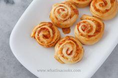Pizza Rolls - So Easy! — What Lisa Cooks
