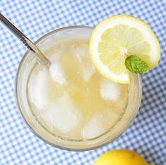 Honey Lavender Lemonade! Yes Please!
