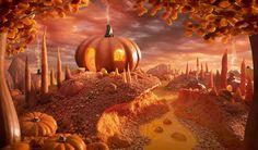 Pumpkin Paradise - C