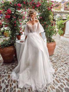Princess Wedding Dresses, Modest Wedding Dresses, Bridal Dresses, Wedding Gowns, Pregnant Wedding Dress, Tulle Wedding, Romantic Princess, Princess Style, Wedding Dress Sleeves