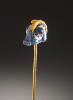 Etruscan/Greek/Roman pin - LACMA