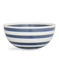 Omaggio Bowl Steel Blue Large
