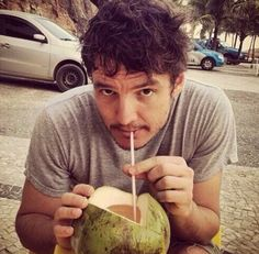 After The Mountain and The Viper, this is nice! Pedro Pascal (Oberyn Martell).