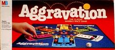 Rules for the Aggravation Game