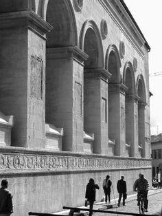 El Templo Malatestiano o de San Francisco laterlaes - Buscar con Google
