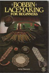There are 88 pages in the book and is a good beginner type book with the basics. It was first published in 1977. http://www.handmadewithspirit.com/shop/bobbin-lace-books/