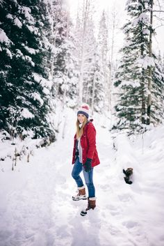 Gal Meets Glam, Penfield Jacket, BP Beanie, Sorel Boots