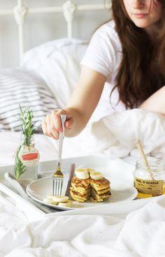 .~Breakfast in bed~.