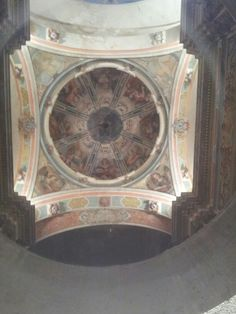 La cúpula.