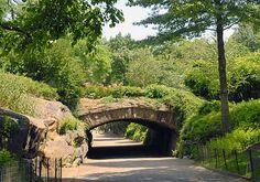 riftstone arch Central Park 72nd Street
