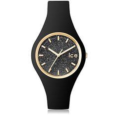66€ Ice-Watch mit Glitzer. Gibt deinem Bürooutfit den gewissen Schimmer. | Stylefeed