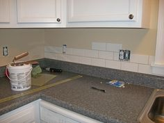 almost every kitchen today with white cabinets specially has white subway tiling back splash description kitchen backsplash designsubway tile. beautiful ideas. Home Design Ideas
