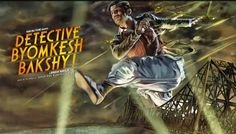 "‪#‎MovieReview‬ Detective Byomkesh Bakshy!  It is our same old beloved Byomkesh but still not the same...Read my verdict of this new Byomkesh Bakshy with a ""y"" and enjoy! :) http://bit.ly/1FL4tL5 ‪#‎Mystery‬ ‪#‎Suspense‬ ‪#‎LikedIt‬ ‪#‎MovieMadeFromBook‬ ‪#‎BookAdaptation‬ ‪#‎ByomkeshBakshy‬"