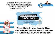 build dofollow 50,000 Permanent SEO backlinks with Gsa Ser Ranker by high_pr_786