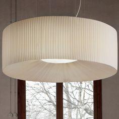 Tessuti Round S6 MO Suspension Light