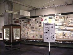 The original Eames Mathematica exhibition, the inspiration for this App