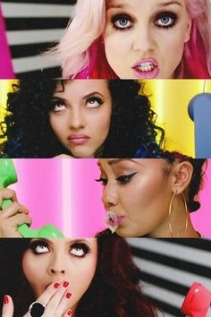 Little Mixs Hit Feat Missy Franklin Hey How Ya Doin. Jesy This is Why I LOVE Her!! Jesy: You Called I missed It, You Called And I missed It, Never Get Back Im Tired Of Listening Group: Hey How YA Doin.