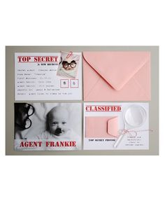 Agent Frankie. This might be the cutest thing I've ever seen.