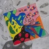 Arts visuels - chd école