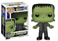 Funko POP! Vinyl Figure Universal Monsters - Frankenstein - The Movie Store