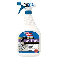 Four Paws WeeWee Carpet  Fabric SEVERE Stain  Odor Destroyer 32 oz -- Learn more by visiting the image link.