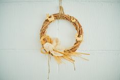 #easterwreath #easterdecoration #Easterdecor #Ecofriendlydecoration #Ecofriendlydecor #wreathonthedoor #doorwreath #easterwreathforsale #wreathforsale Easter Wreaths, Easter Decor, Wicker, I Shop, Eco Friendly, Unique Jewelry, Handmade Gifts, Gold, Etsy