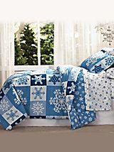 Crystal Snowflake Comforter Mini Set | Blair
