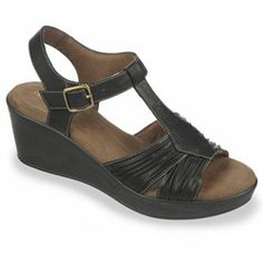 NaturalSoul by naturalizer Evie Slingback Wedge Sandals - Women