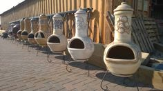 Fire Pots, Clay, Outdoors, Display, Mugs, Tableware, Haciendas, Fire Places, Dinnerware