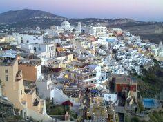 Santorini , Greece