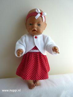 Zomerkleding / Baby Born 43 cm   Nappi.nl