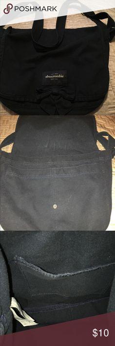 ABERCROMBIE CROSSBODY BAG ABERCROMBIE BLUE CROSSBODY BAG ABERCROMBIE Bags Crossbody Bags