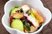 Octopus Salad (Takosu) | Easy Japanese Recipes at JustOneCookbook.com
