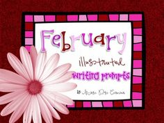 This download is for 44 illustrated writing prompts in the theme of February.  Topics Include: -Black History Month -President's Day -Leap Year -Groundhog's Day -National Inventor's Day -Abraham Lincoln's birthday -Susan B. Anthony's birthday -Valentine's Day / Cupid -Mardi Gras -Ash Wednesday -George Washington's birthday -National Freedom Day -Chocolate Lover's month -National Bird Feeding Month -Superbowl Sunday -100th Day of School -International Friendship Week -Library Lovers ...