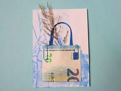 Geldgeschenk Karte