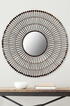 Coffee Bronze Mirror