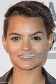Actress Brianna Hildebrand attends the 17th Annual Newport Beach Film Festival closing night premiere of 'The Fixer' at Lido Live Theater on April 28, 2016 in Newport Beach, California.